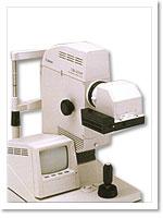 松葉眼科検査設備 眼底カメラ